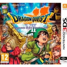 Dragon Quest VII 3DS Rom