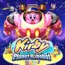Kirby: Planet Robobot Rom
