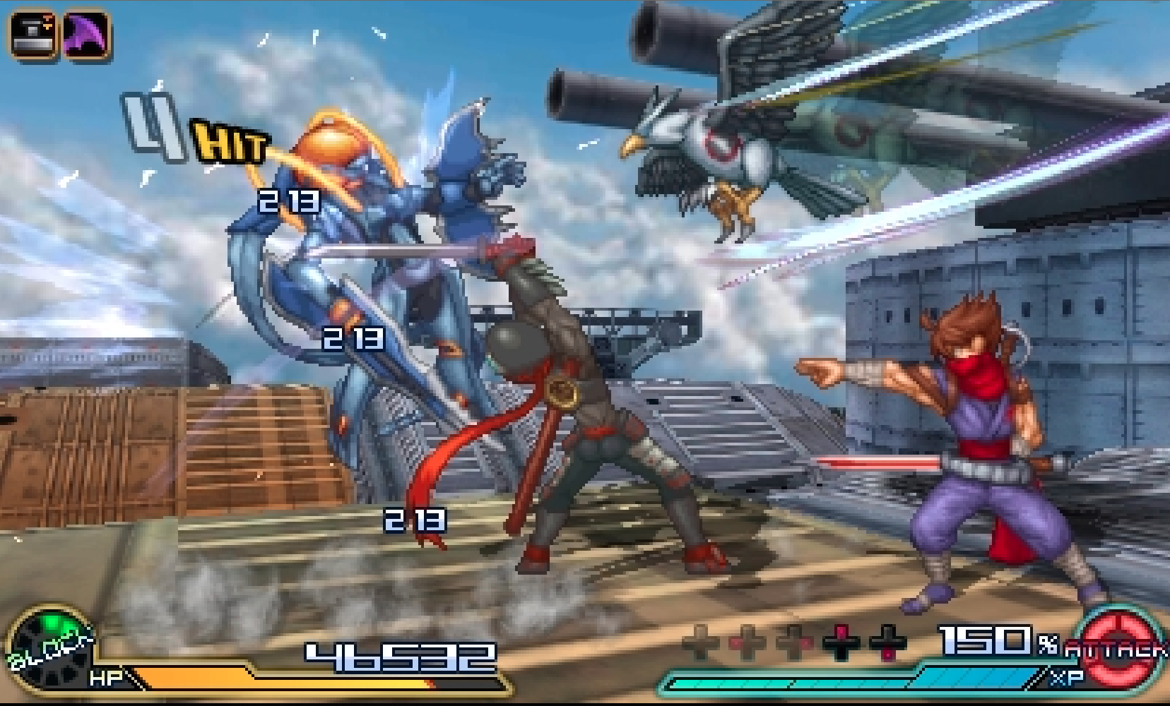 Project X Zone 2 Rom