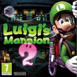 Luigis Mansion 3DS Rom