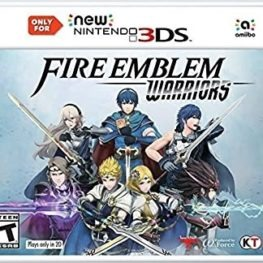 Fire Emblem Warriors 3Ds Rom