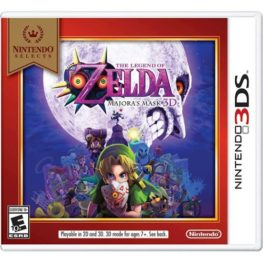 Majora's Mask 3DS Rom