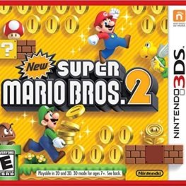 New Super Mario Bros 2 Rom