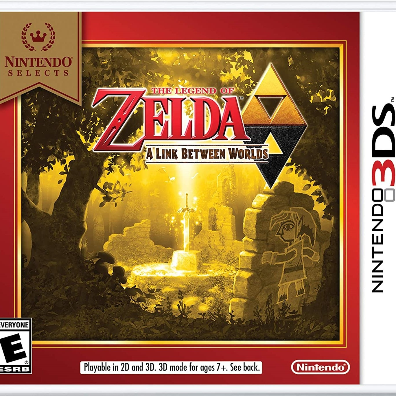 A Link Between Worlds 3Ds Rom