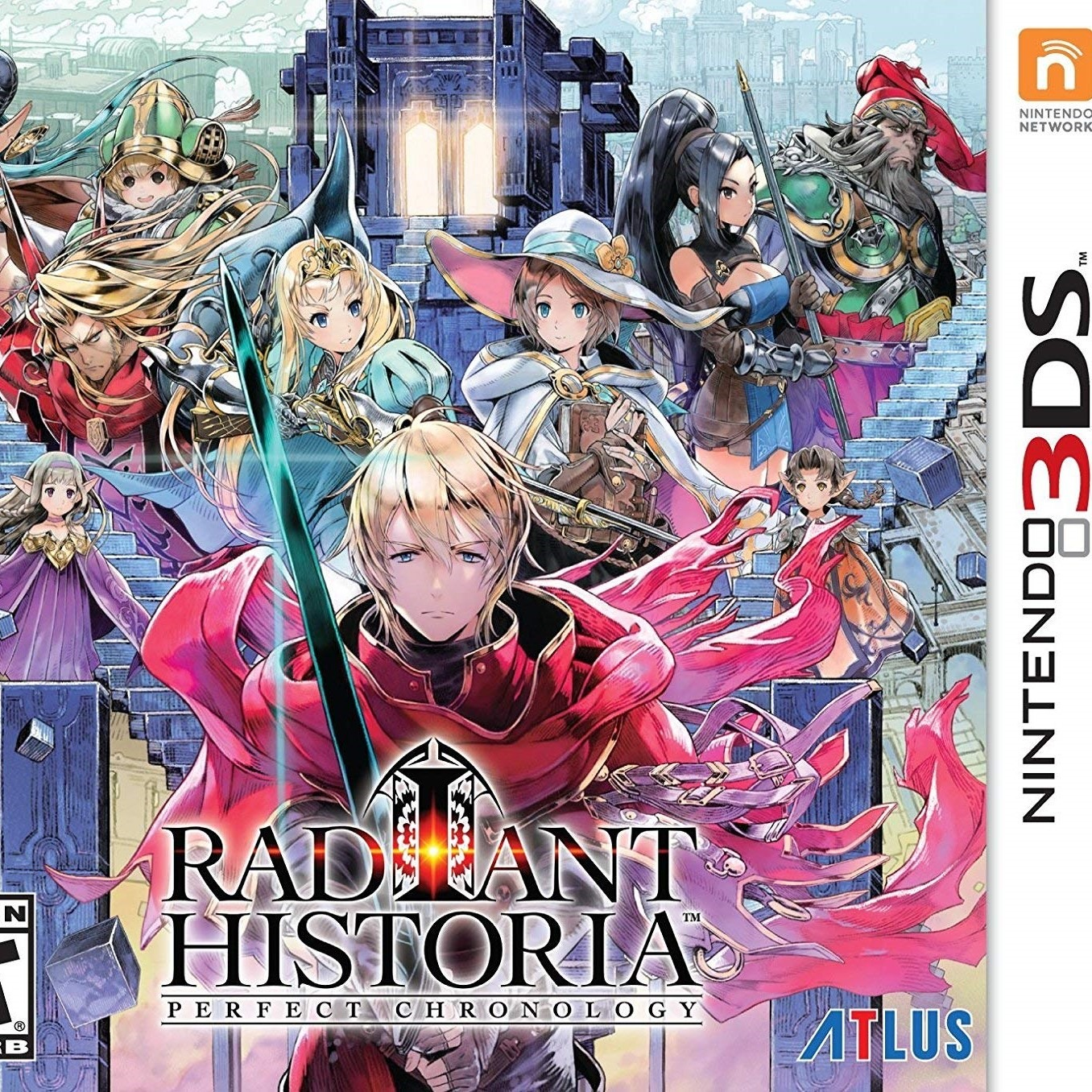 Radiant Historia Perfect Chronology Rom