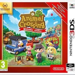 Animal Crossing New Leaf Rom