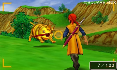 Dragon Quest VIII 3DS Rom