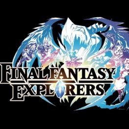 Final Fantasy Explorers Rom