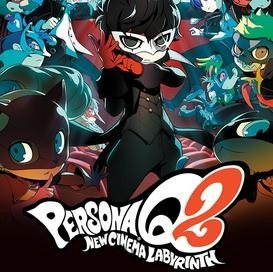 Persona Q2: New Cinema Labyrinth Rom