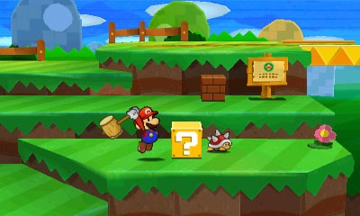 Paper Mario Sticker Star Rom