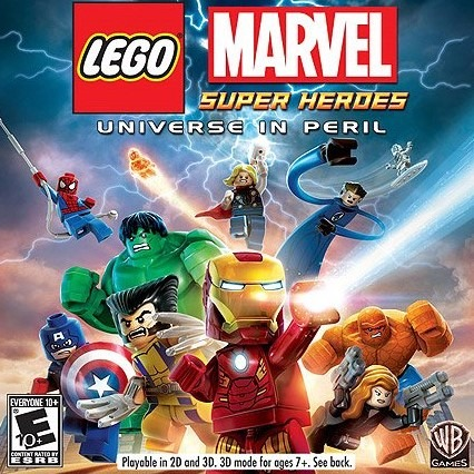 LEGO Marvel Super Heroes Universe in Peril Rom