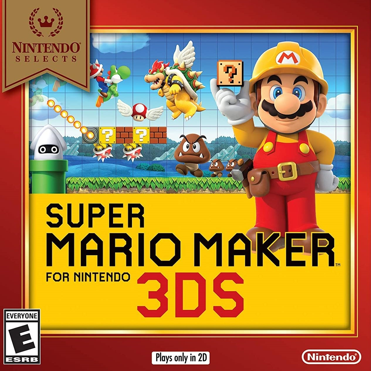 Super Mario Maker 3ds Rom Free Download Roms World