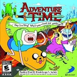 Adventure Time 3DS Rom