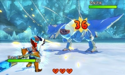 Monster Hunter Stories Rom