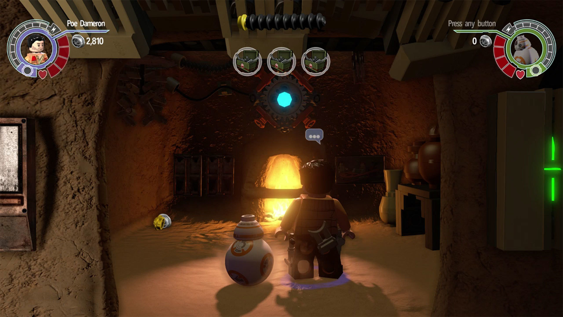 Lego Star Wars The Force Awakens Rom