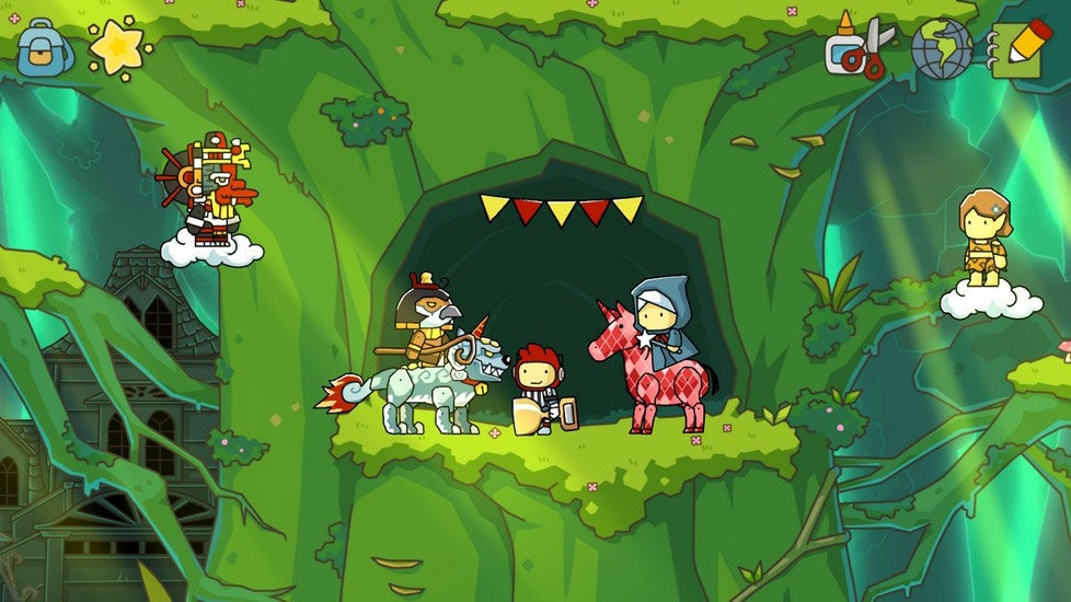 Scribblenauts Unlimited Rom